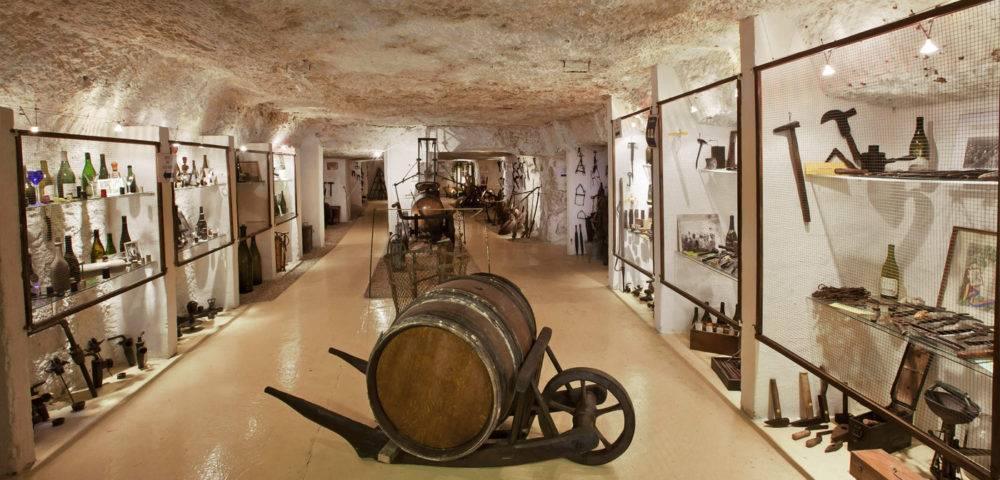 Musée Vignobles Feray au Château de Moncontour