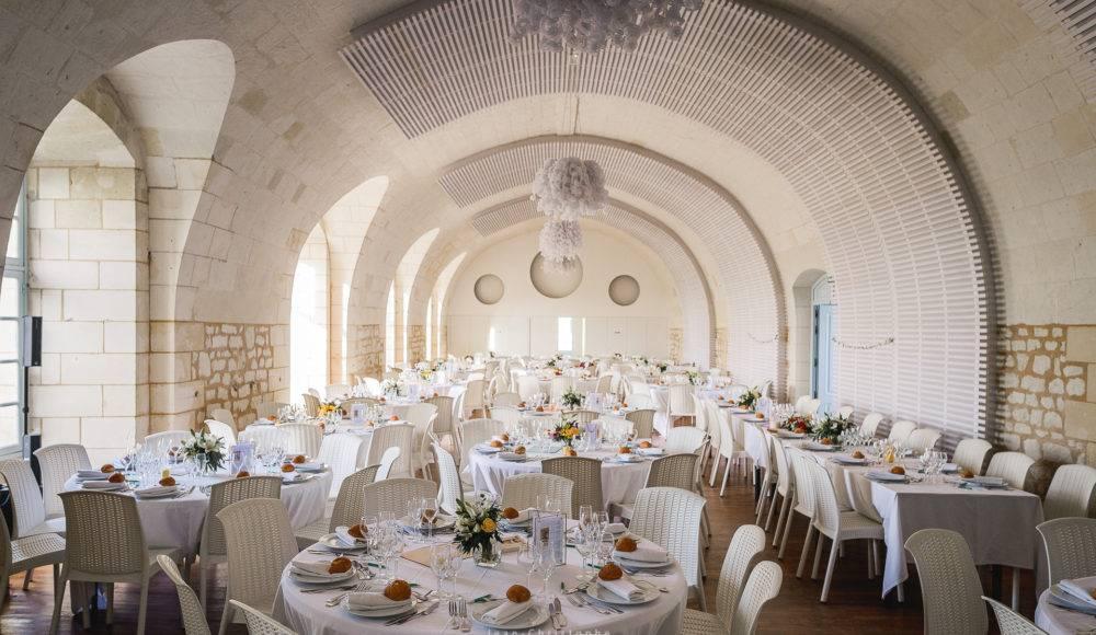 Château Coudray Montpensier Salle de Réception